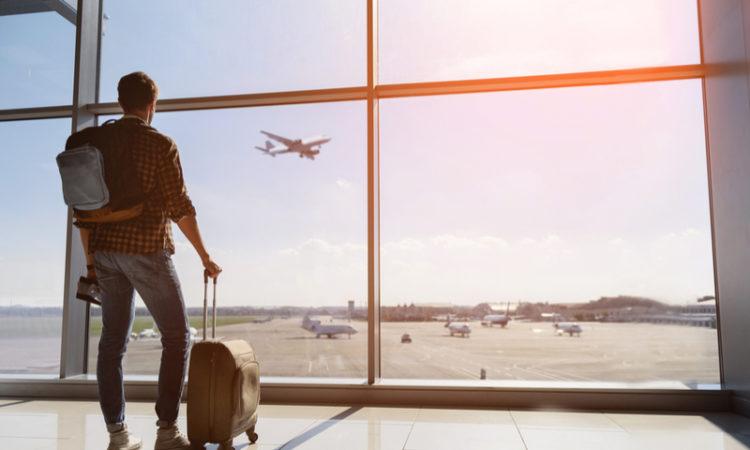 Viagem de aviao